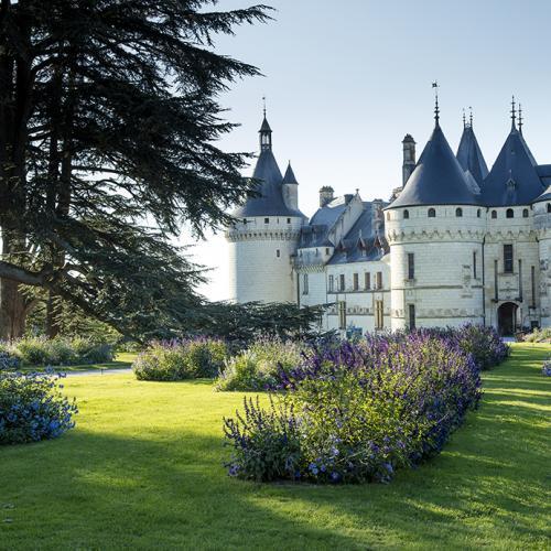 Domaine de chaumont - Chateau de chaumont festival des jardins ...